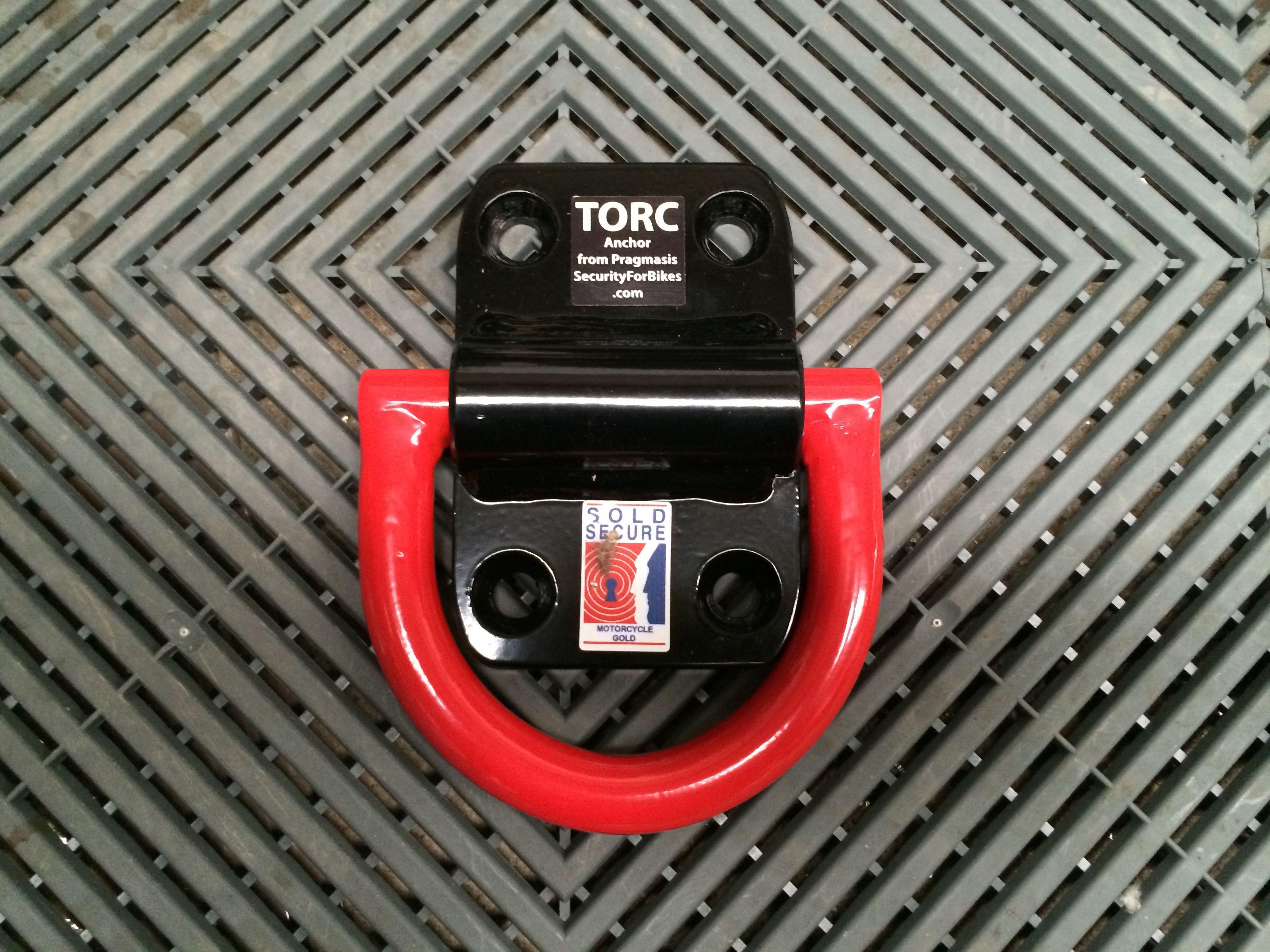 Torc Ground Anchor