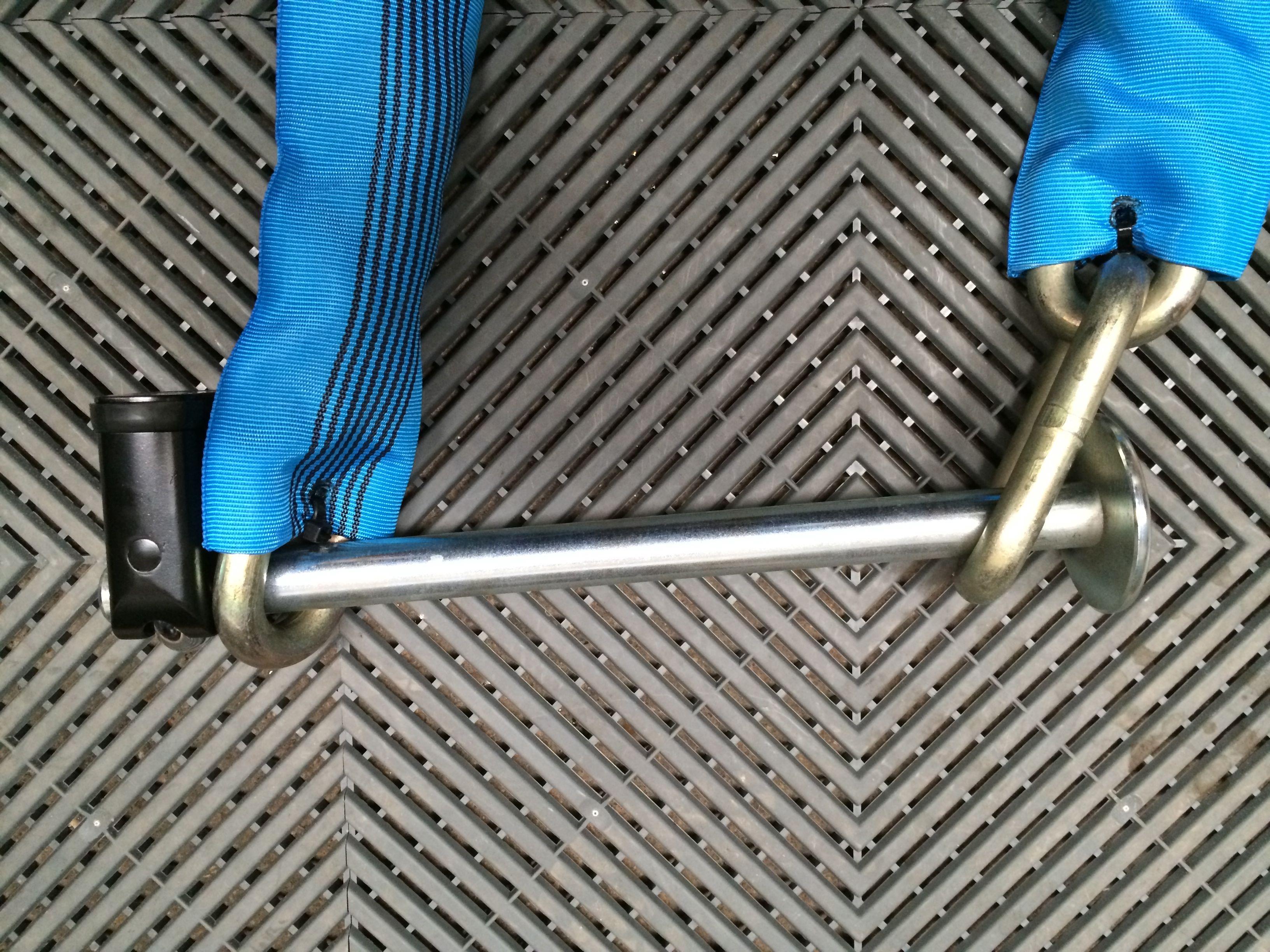 Anti-Pinch Pin